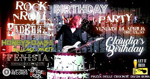 Rock 'n' Roll Birthday Party