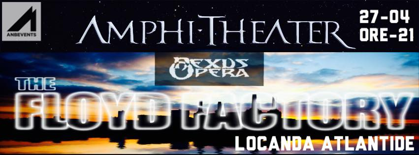Dream Theater tribute - Pink Floyd tribute + Nexus Opera