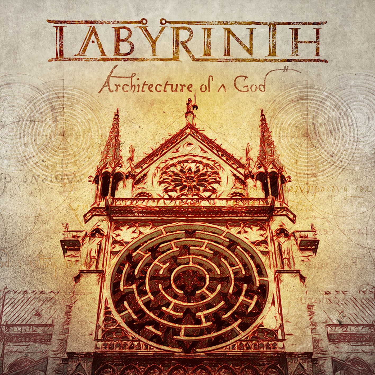 labyrinth architecture